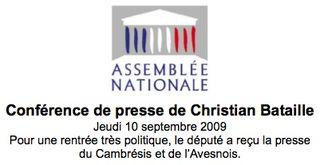 Cliché conference