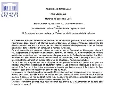 QA-15-12-16 Vallourec